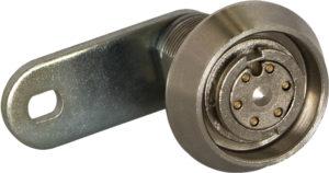 Serratura a pistoncini radiali riprogrammabile - Blocchetto jack riprogrammabile apertura con chiave rossa