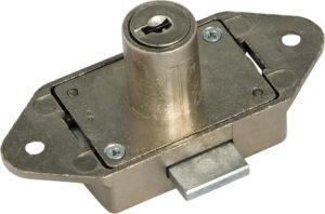Serratura ad aste rotanti su 3 punti diametro 16 - serratura spagnoletta