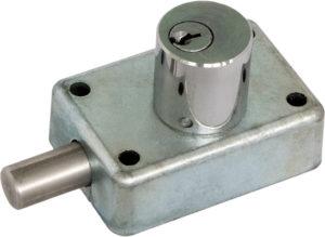 Serratura blocco manovra paletto ridotto - serrature con catenaccio