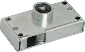 serratura manuale a impronta triangolare