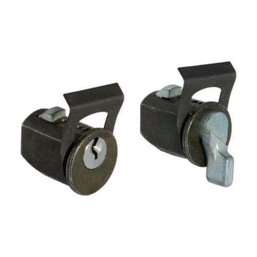 Serrature per sportelli - chiave cifrata e pulsante