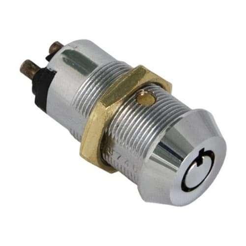 Serratura tubolare contatto elettrico