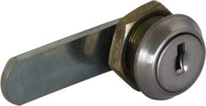 Serratura universale a lamelle inox - diametro 16mm