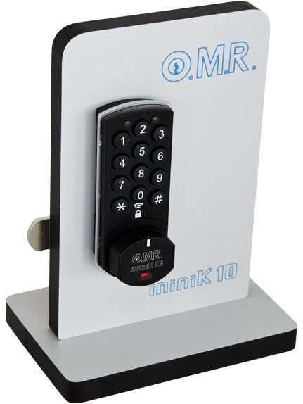 Serratura elettronica senza chiave Hellock - OMR Serrature