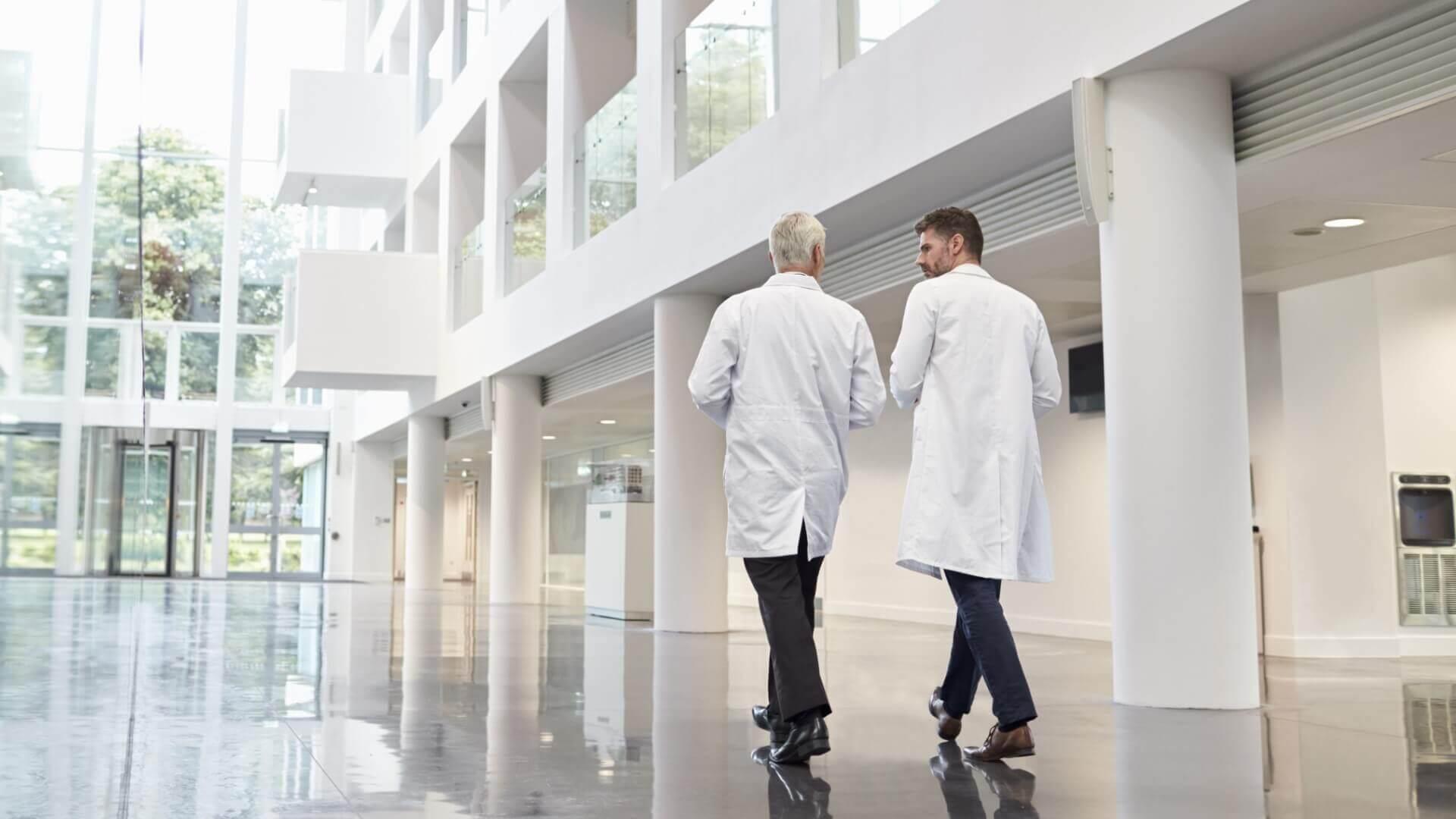 Sistemi di chiusura per settore ospedaliero e sanitario