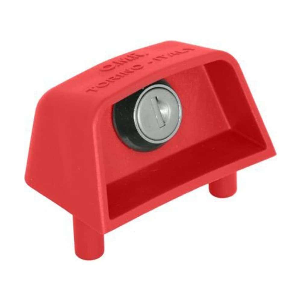 Ricambio - cupolotto grande per cassonetti con serratura a chiave cifrata - GP-CUP-2001_2200
