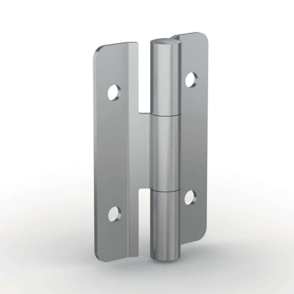 Cerniera frizionata in acciaio inox - 62-1-3710