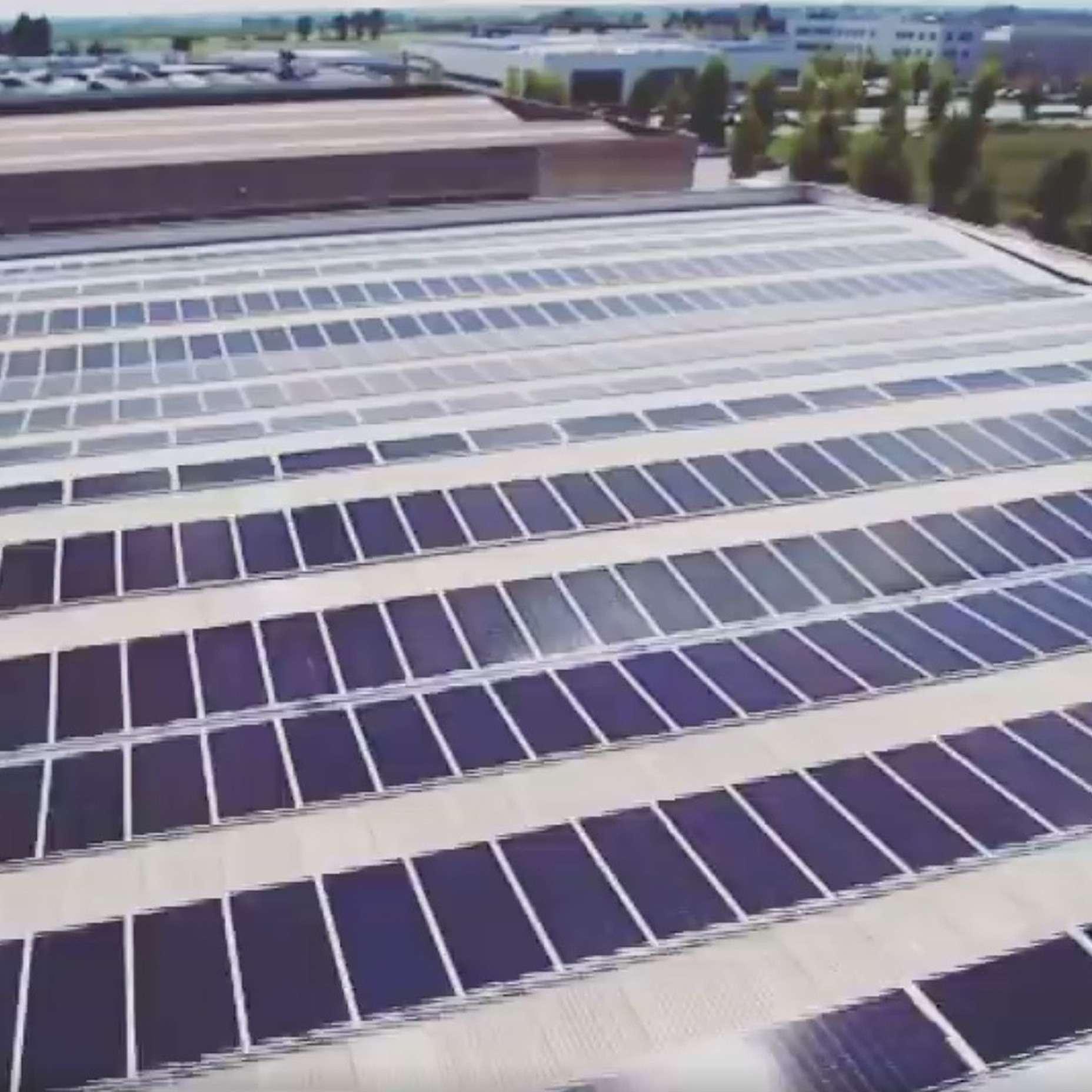 Pannelli fotovoltaici - OMR Serrature per l'ecosostenibilità