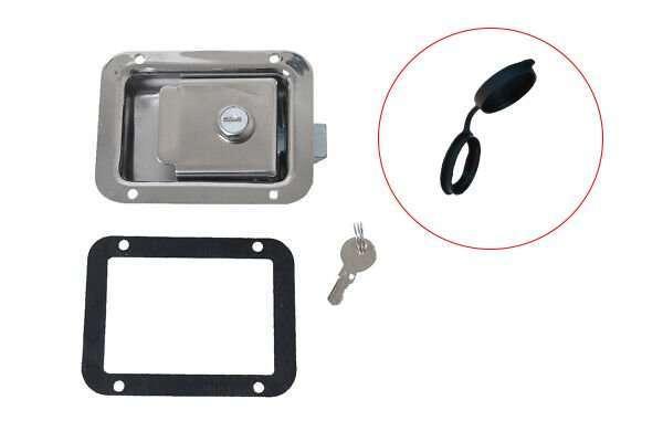 Tappo copri serratura per proteggere da pioggia e polvere